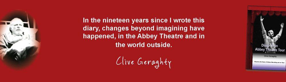 Clive Geraghty's Blog